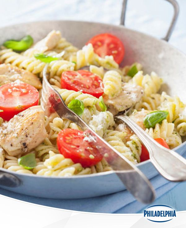 Serve up a creamy twist on a classic. Our Creamy Chicken and Pasta Skillet is the perfect dish to add some sizzle to your skillet.