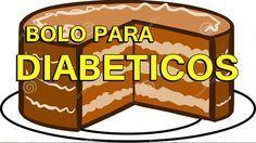 Como Fazer Bolo Sem Açúcar - Bolo Para Diabéticos Como Fazer - YouTube