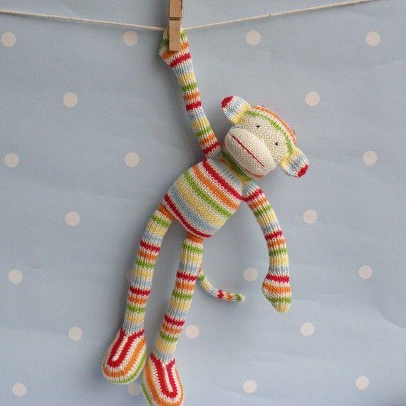 Stripy Monkey.