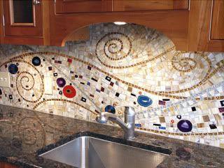 Kitchen Backsplash Mosaic 45 best kitchen - mural ideas images on pinterest   backsplash