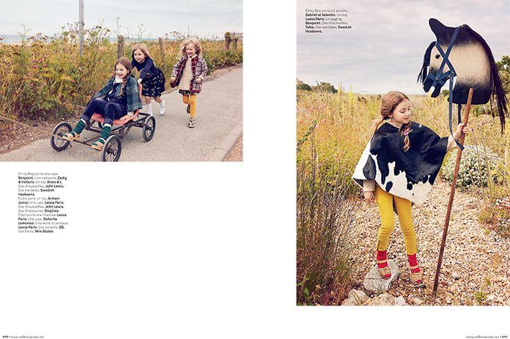 Set Design by Helen Macintyre, Milk Magazine Gemma Booth September 2015