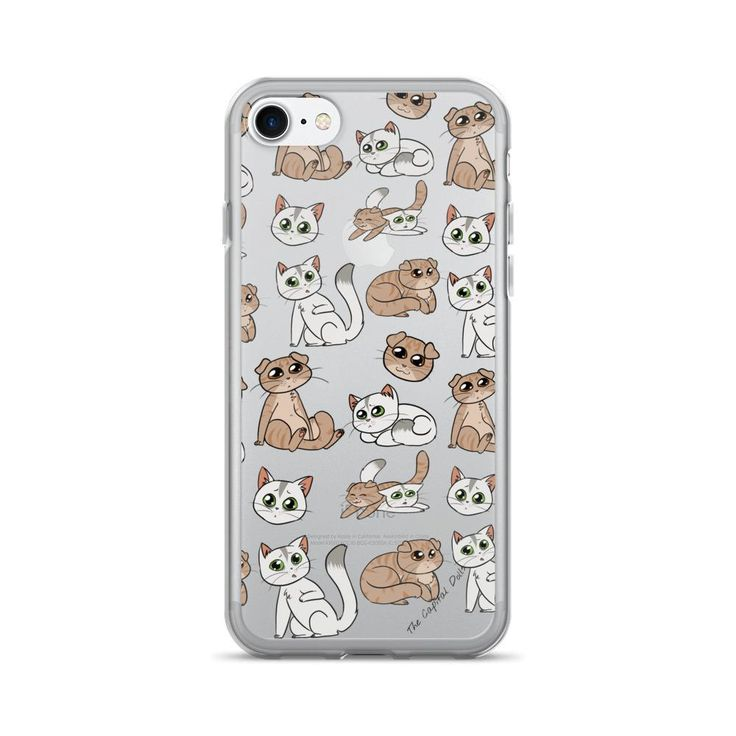iPhone 7/7 Plus Case - Sass and Milli Collection  https://thecapitaldolls.com      #Collection #original #niche #TheCats #boutique #fashionista #unique #love #cats #outfitoftheday #shopping #fashionblogger #picoftheday #new #follow  The back of this case is solid and anti-scratch while the sides are flexible. It's solid, sleek, and easy to take on and off.  • 100% Original - The Capital Dolls is the only shop with the rights to sell Sass and Milli Collection! • Back is made of a solid…