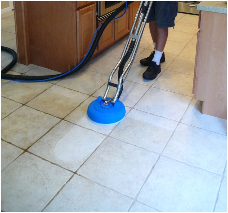 Find This Pin And More On Professional Tile Grout Cleaners By Deluxetileau