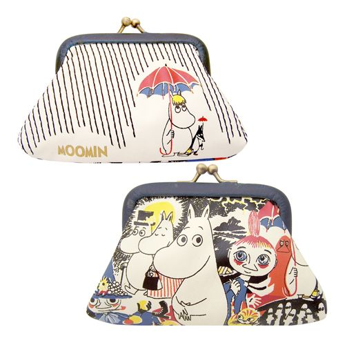 Moomin Comic Purse by Disaster Designs - Kates purse