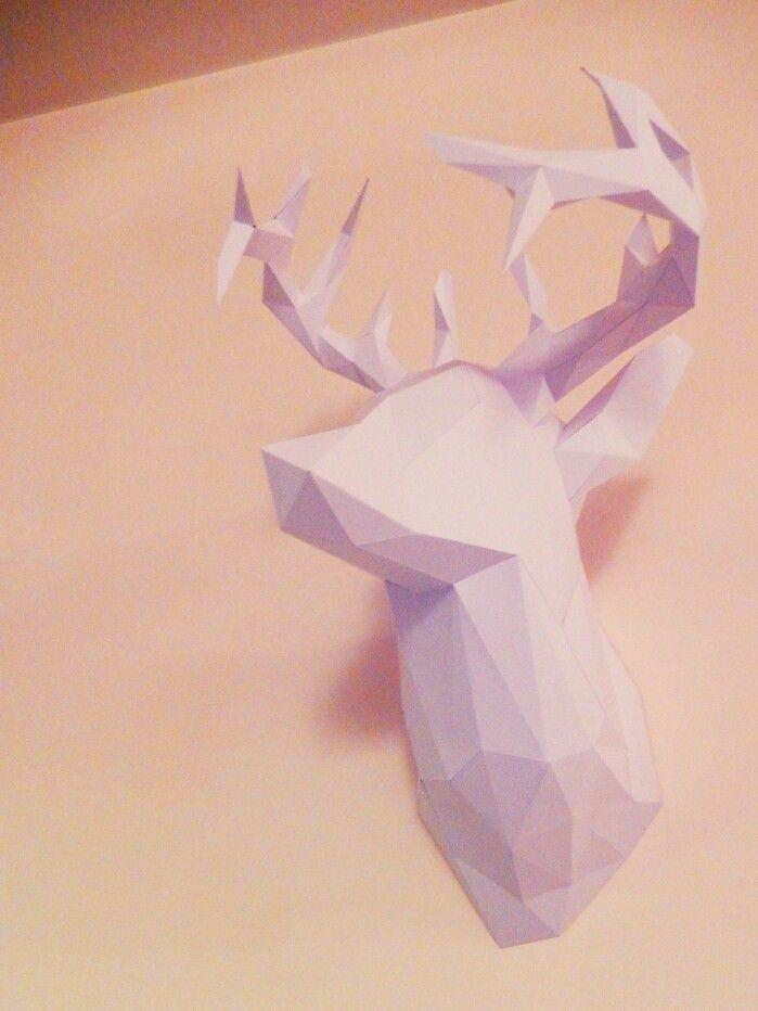 cerf origami tutorial