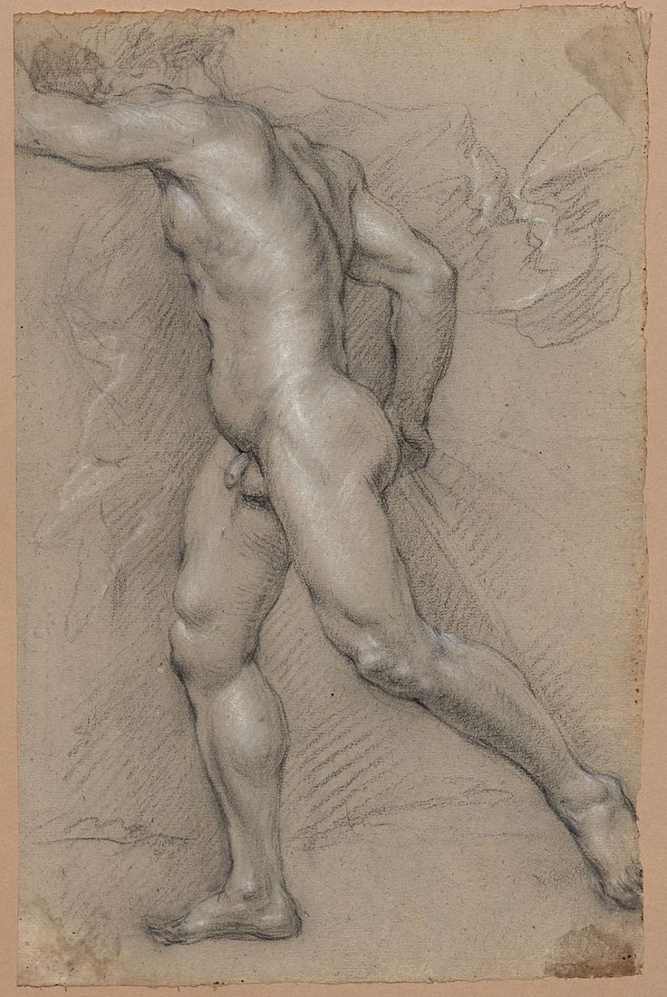 Best nude 17th century painting