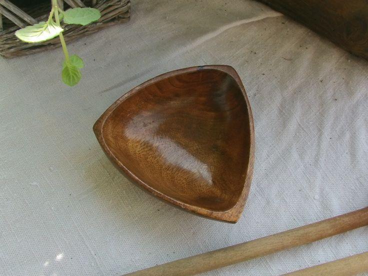 """Vintage """" alte Holzschale"""" von MajaSt auf DaWanda.com"""