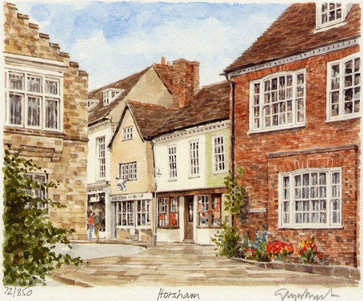 Horsham - Portraits of Britain