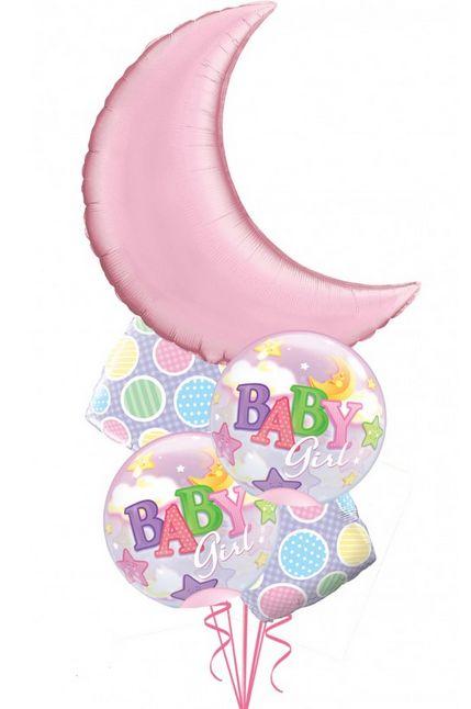 Te recomendamos este arreglo de globos colores pastel para combinarlo con la delicadeza natural de la bebé. https://azapregalos.com/florerias/df/globos/es-una-ni-a