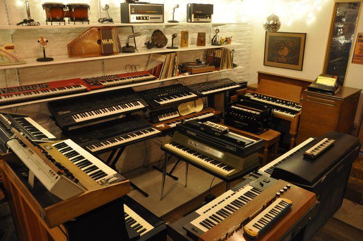 Grand street recording studio recording studio home