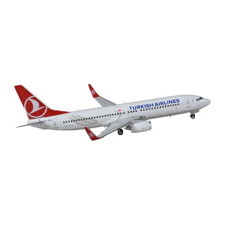 TK Collection B737/800 1/400 Model Uçak ::