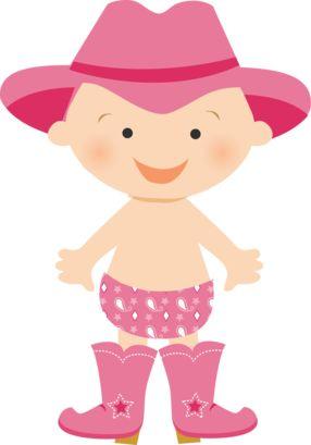 CowgirlBaby1(Pink) - Minus
