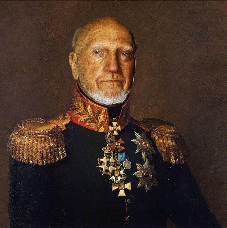 Portrait - Veteran