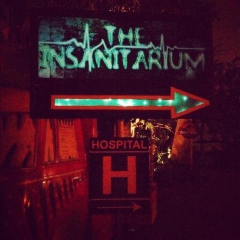 129 best Haunted Insane Asylum Party images on Pinterest ...