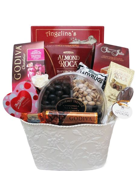 The Perfect Valentine Sweet and Salty gift!
