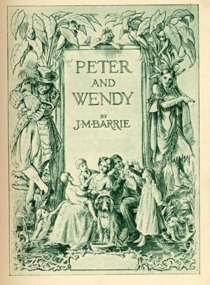 Peter Pan J. M. Barrie ... boys who never grow up (aren't they all like that? :-), pirates, Indians, flying, fairies, mermaids ... what's not to love!?!?!