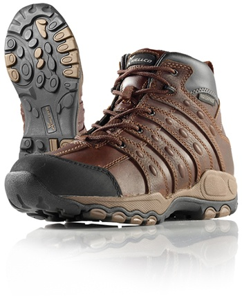 Wellco Mens Shotgun PT 6 Inch Waterproof Hiking Work Boots # B750