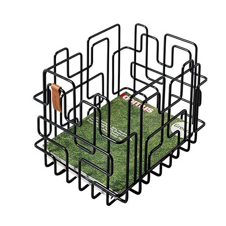 Block Basket - Black - alt_image_one
