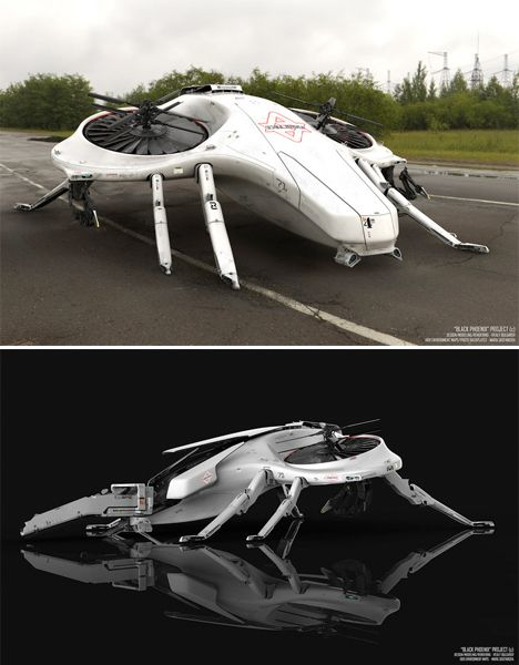 http://weburbanist.com/2013/09/18/will-that-fly-17-imaginary-vehicle-aircraft-concepts/