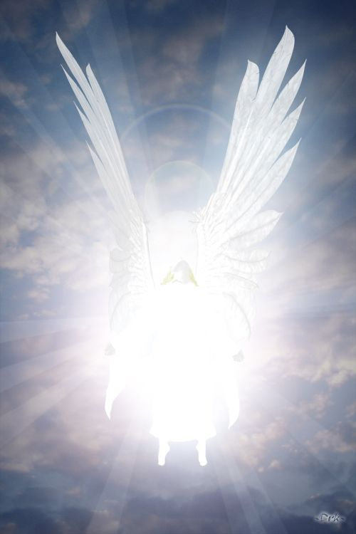 Healing Energy .......Angel of Light~  she appeared to me at 24 when i had my heart attack