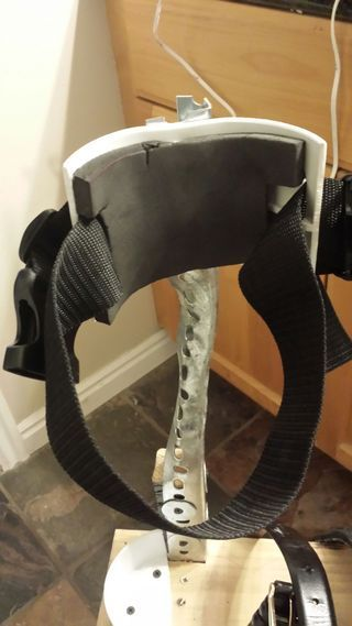 I have been wanting to make a large monster costume for Halloween for awhile now. I looked into getting some drywall stilts bet found they were $60 or more. I...