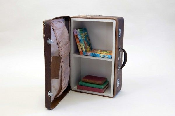 Suitcase cupboard by REcreate