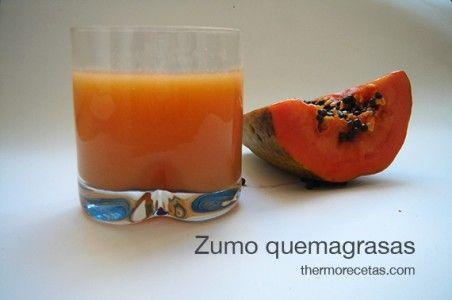 zumo quemagrasas para adelgazar