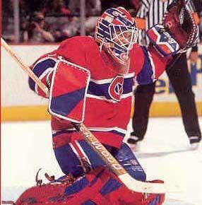 Patrick Labrecque a été sélectionné en 5e ronde par les Nordiques de Québec, lors du repêchage de 1991. Il a signé une entente avec les Canadiens comme joueur autonome le 21 juin 1994. Il a disputé deux parties avec le Tricolore et dans la LNH. Le 7 octobre 1995, il a concédé 2 buts aux Flyers de Philadelphie en 38 minutes de jeu dans une défaite de 7 à 1 au Forum. Puis, le 1er novembre 1995, à son seul départ en carrière, il a concédé cinq buts à Washington dans un revers de 5 à 2.