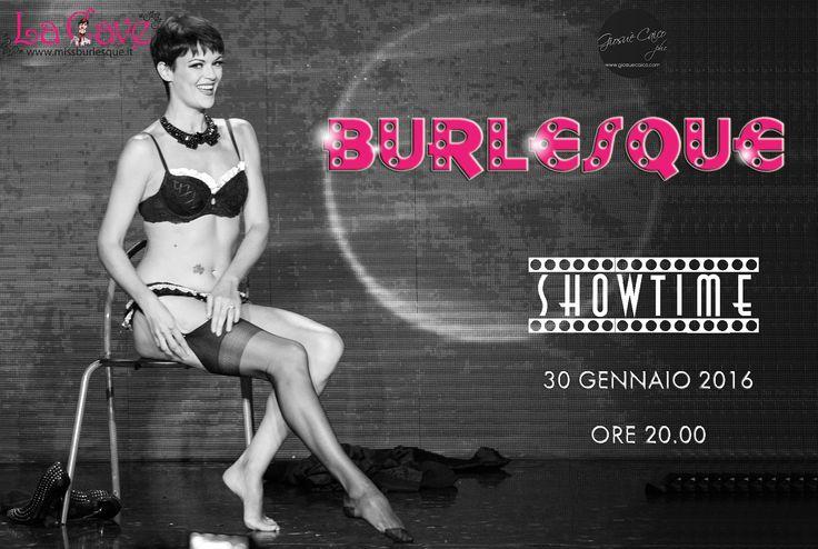 Serata Burlesque al Paschereccio. 30 gennaio 2015