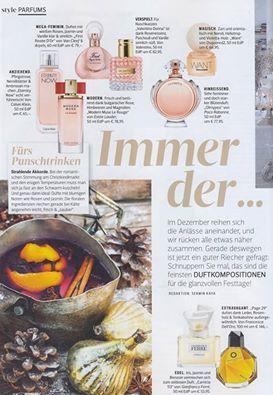 "Austrian magazine ""Woman"""