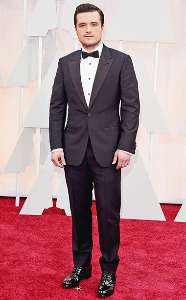 Josh Hutcherson #Oscars   #MyTailorIsFree #menstyle #gentlemen #classy #business…