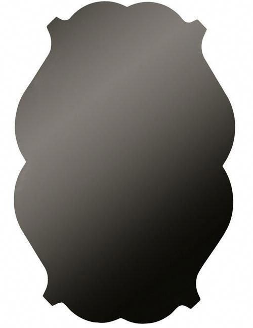 M D Hobby Craft 57360 Vintage Chalkboard Sheet 16 X 24 Black