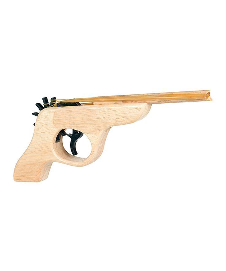 Look at this #zulilyfind! Rubber Band Shooter Set by Toysmith #zulilyfinds