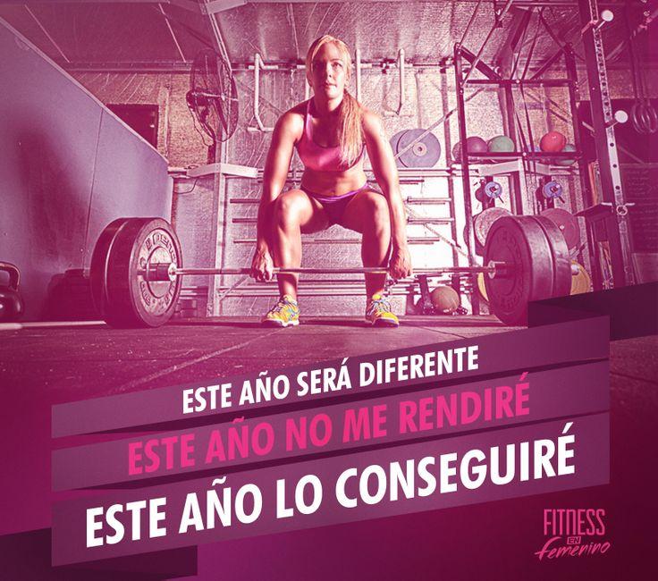 ★ Se trata de tenerlo claro. De quererlo. De desearlo. ★ Fitness Motivación