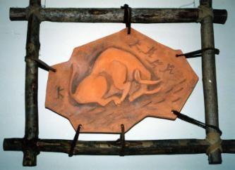 Основы технологии художественной керамики: Декоративная керамика Учебные работы »