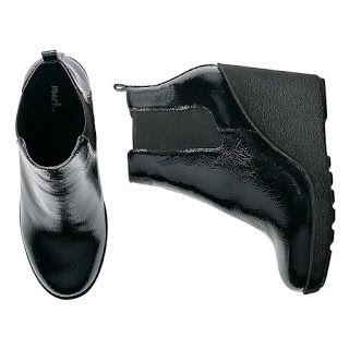 makeup with meaning: mark. By Avon Rise and Shine Wedge Bootie