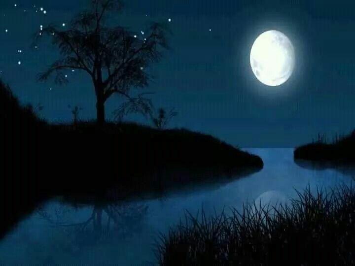 Moon river | Goodnight Moon & Stars | Pinterest | Moon ...