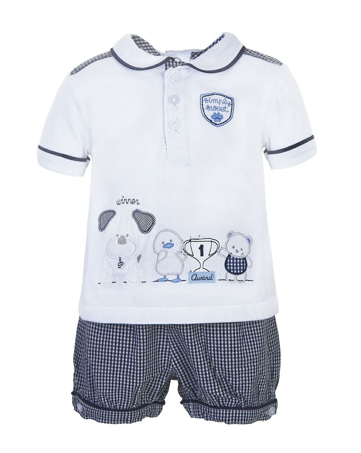 Prenatal - Moda Baby: abbigliamento da 0 ai 30 mesi per il tuo bambino, bimbo, bebè - Completi - Prenatal - Set coprifasce e pantaloncino
