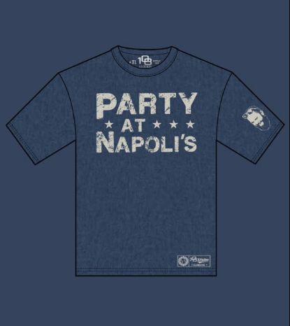 Party At Napolis T-shirts coming soon to Cleveland Indians Team Shop
