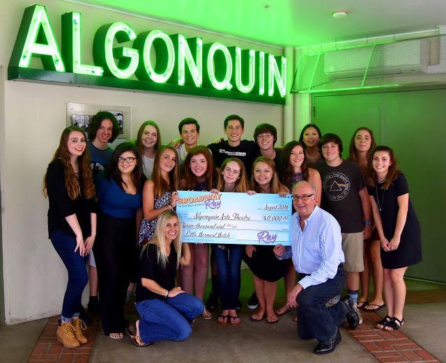 New Jersey Footlights: Algonquin Arts Theatre raises $33,000 from individ...