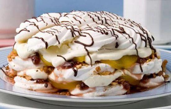 Рецепты торта из зефира без выпечки: секреты выбора ингредиентов и