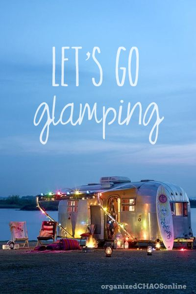 Joe: Let's go glamping! Rachel: What the heck is glamping? Joe: I am not telling you. Rachel: You don't know what glamping, is do you? Joe: I do. Come on, Rachel. All you have is one week to be free from the crazy responsibility of being a popstar. For me, please? Rachel: Fine.