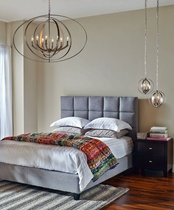71 best Bedroom images on Pinterest | Progress lighting, Chandelier ...