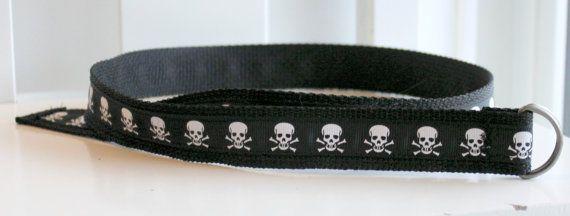 Toddler Belts, Rock His Style by BrokBoys on Etsy, $10.00