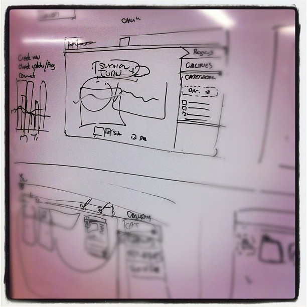 "@derekclapham's photo: ""Leaked: new @photomerchant interface designs might be in the works..."""