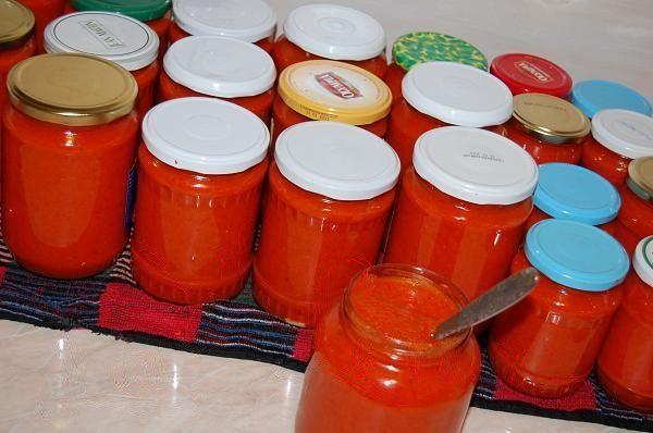 Sos de legume si rosii (baza pentru mancaruri) - Pas 13