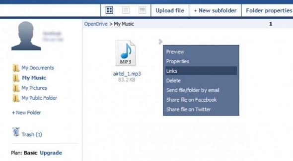 OpenDrive / Birden fazla bilgisayarda ve mobil cihazlarda senkronizasyon özelliği sunan OpenDrive 5 GB ücretsiz depolama alanı sunan bulut paylaşım uygulamalarından. İnternet bağlantısının olduğu her yerde size kolayca dosyalarınızı senkronize etme ve üzerinde çalışabilme imkanı veren uygulama, mobil cihazlarla olan uyumuyla da ilgi çekiyor.  http://sosyalmedya.co/bulut-depolama-servisleri/8/