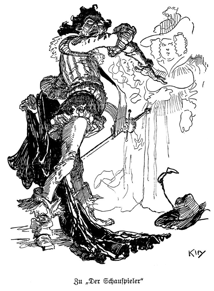 21 best Heinrich Kley images on Pinterest | Artists, Drawings and ...