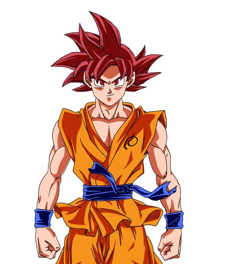25 melhores ideias sobre goku super saiyan 1000 no - Foto goku super saiyan god ...