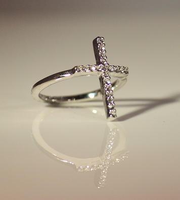 impressaccessories | Silver Cross Ring. Impresssiveaccessories.com great stuff at competitive prices